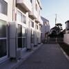 1K Apartment to Rent in Koganei-shi Balcony / Veranda