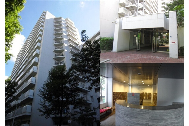 3LDK Apartment to Rent in Koto-ku Exterior