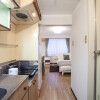 1K Apartment to Rent in Sapporo-shi Nishi-ku Kitchen