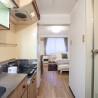 1K Apartment to Rent in Sapporo-shi Nishi-ku Kitchen