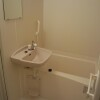 1K Apartment to Rent in Kawagoe-shi Bathroom