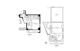 港區赤坂-2LDK公寓