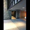 1LDK Apartment to Rent in Shinjuku-ku Building Entrance