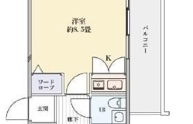 1R {building type} in Nishihashizumecho - Kyoto-shi Shimogyo-ku