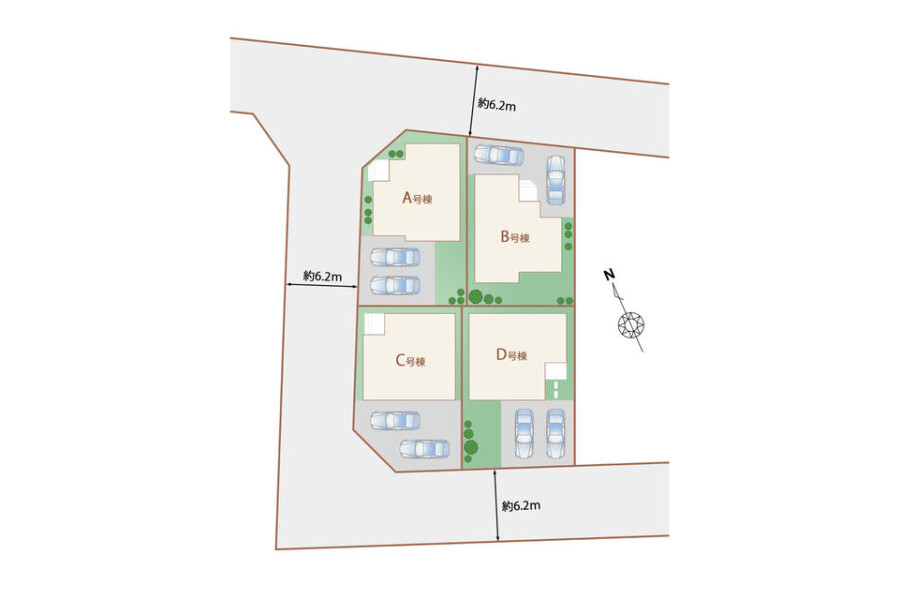 4LDK House to Buy in Sendai-shi Izumi-ku Exterior