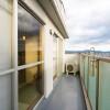 3LDK Apartment to Buy in Kyoto-shi Ukyo-ku Balcony / Veranda