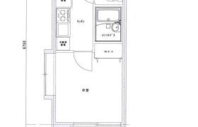 1R Apartment in Sendagaya - Shibuya-ku