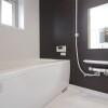 在京田辺市购买3LDK 公寓大厦的 浴室