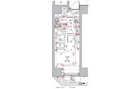 文京區関口-1K公寓大廈