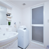 1DK Apartment to Rent in Kyoto-shi Nakagyo-ku Bathroom