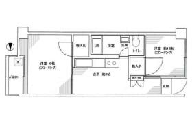 2K Mansion in Kamiikebukuro - Toshima-ku