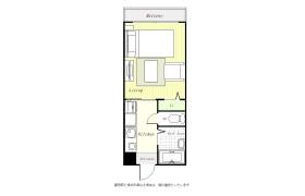1K Mansion in Nishikoigakubo - Kokubunji-shi