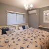 1LDK Apartment to Rent in Osaka-shi Minato-ku Bedroom