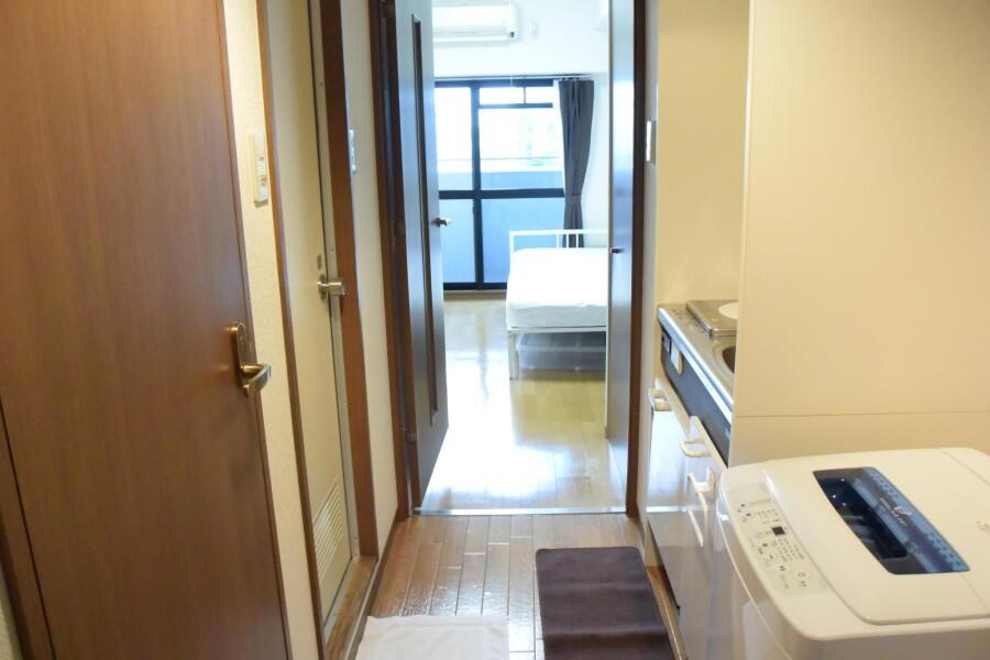 1K Apartment to Rent in Osaka-shi Miyakojima-ku Outside Space