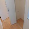 1R アパート 目黒区 玄関