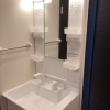 1K Apartment to Rent in Saitama-shi Minami-ku Washroom