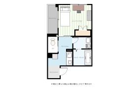 品川区 西大井 1K マンション