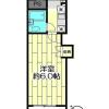 1K Apartment to Buy in Yokohama-shi Kanagawa-ku Floorplan