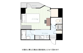 1K Mansion in Miyamachi - Fuchu-shi