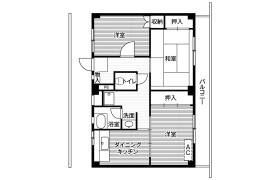 3DK Mansion in Nakashimojo - Kai-shi