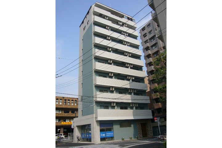 1K Apartment to Rent in Kita-ku Exterior