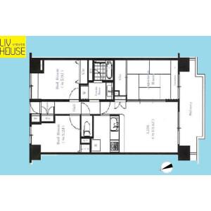 3LDK {building type} in Kitakasai - Edogawa-ku Floorplan