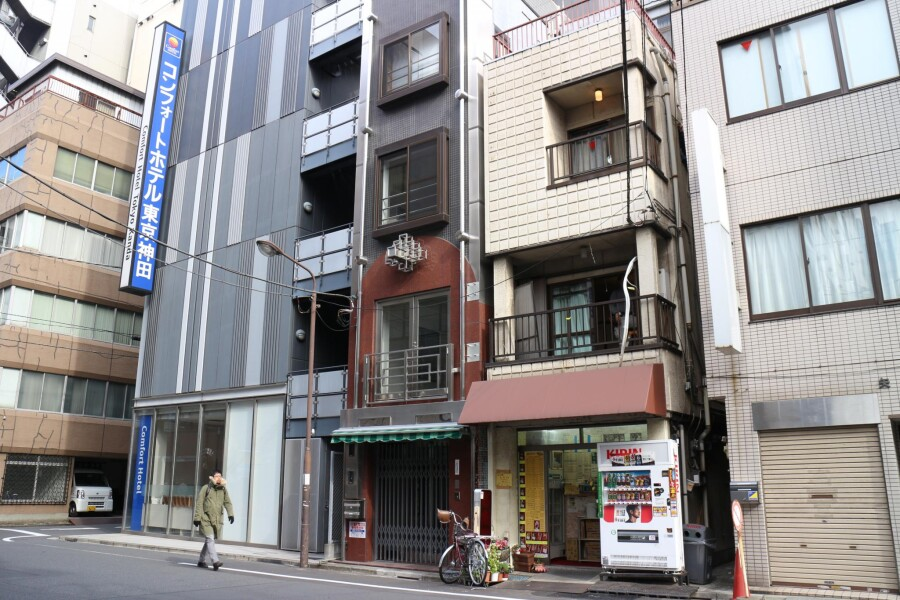 Whole Building Apartment to Buy in Chiyoda-ku Interior