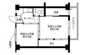 2K Mansion in Minamiiwakunimachi - Iwakuni-shi