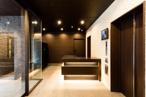 1K Serviced Apartment to Rent in Shibuya-ku Lobby