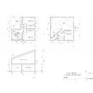 3LDK {building type} in Soga - Abuta-gun Niseko-cho Floorplan