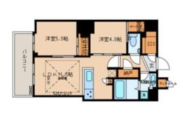 2LDK Mansion in Koishikawa - Bunkyo-ku