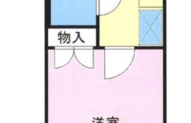 1R Apartment in Uenomachi - Hachioji-shi