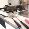 在大阪市中央區內租賃1K 公寓 的房產 廚房