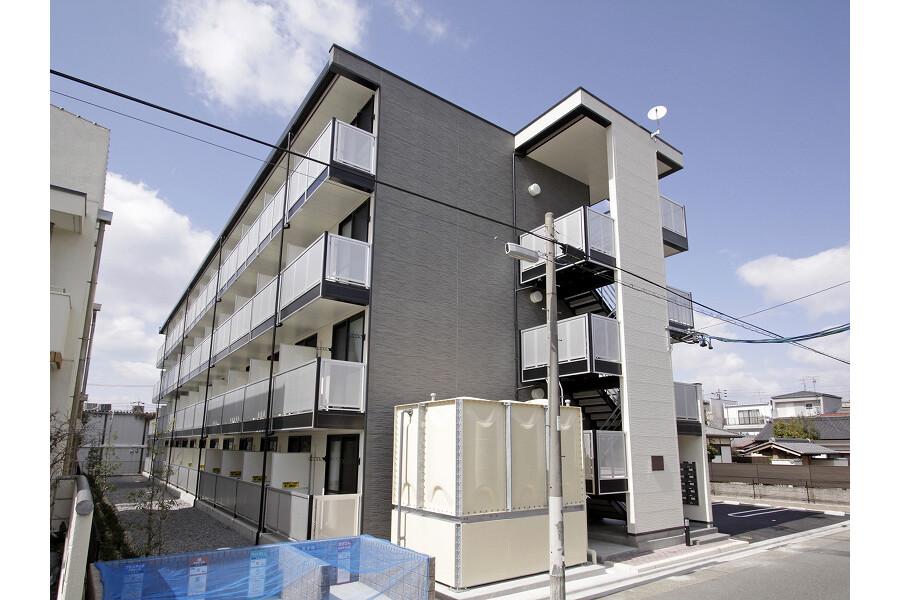 1K Apartment to Rent in Nagoya-shi Mizuho-ku Exterior
