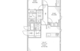 3LDK Apartment in Sendagaya - Shibuya-ku