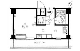 1R {building type} in Dogenzaka - Shibuya-ku