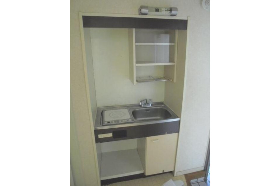 Whole Building Apartment to Buy in Matsudo-shi Kitchen