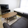 1K Apartment to Rent in Suginami-ku Living Room