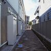 1K Apartment to Rent in Kunitachi-shi Balcony / Veranda