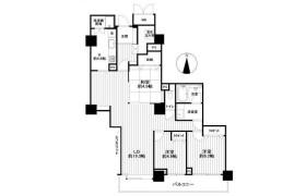 3LDK Apartment in Shinanocho - Yokohama-shi Totsuka-ku