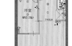 1LDK {building type} in Narayamachi - Fukuoka-shi Hakata-ku