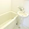 在目黒区内租赁1K 公寓 的 浴室