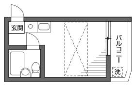 1R Apartment in Kitamachi - Nerima-ku