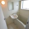 2LDK Apartment to Rent in Ota-ku Bathroom