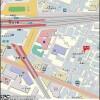 1K Apartment to Rent in Musashino-shi Map