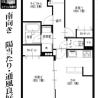 2DK Apartment to Buy in Shinagawa-ku Floorplan