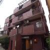 1LDK Apartment to Rent in Bunkyo-ku Exterior