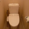 2LDK Apartment to Rent in Yokohama-shi Konan-ku Toilet