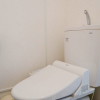 1DK Apartment to Rent in Koto-ku Toilet