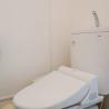 1DK Apartment to Rent in Koto-ku Toilet